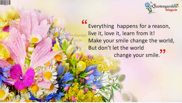 Good morning Quotes - Best English Quotes about life with images - smile quotes