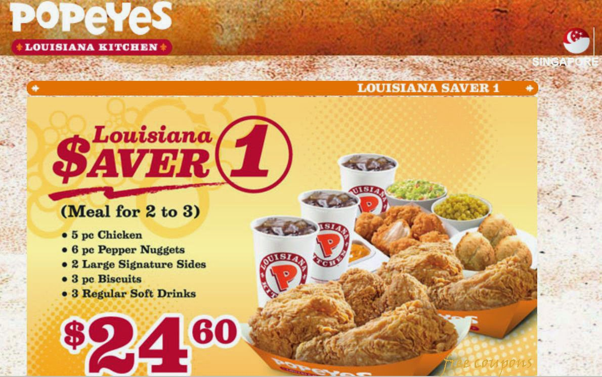 photo relating to Popeyes Coupon Printable known as Popeyes Rooster discount coupons november 2019