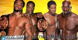 Watch SummerSlam 2012 Pay-Per-View Titus O'Neil Darren Young Kofi Kingston R-Truth Tag Team Championship Match