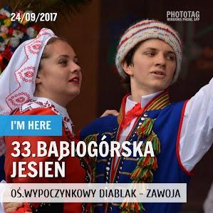 Babiogórska Jesień - Zawoja, 24.09.2017