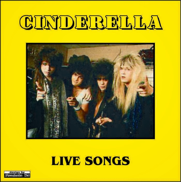 Rock anthology cinderella live songs 1988 for Songs from 1988 uk