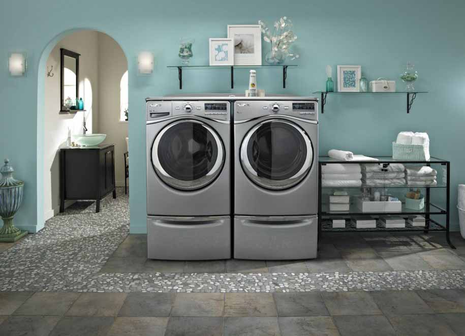 Cara Mengatur Penyimpanan Ruang Cuci Baju