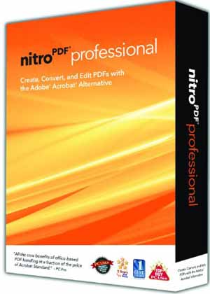 Download Nitro PDF Professional v6 x86 x64