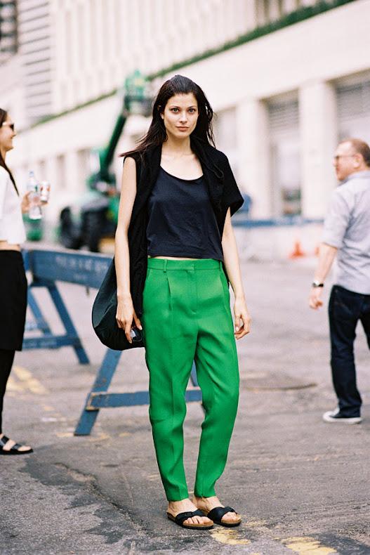 Vanessa Jackman New York Fashion Week Ss 2015 Larissa