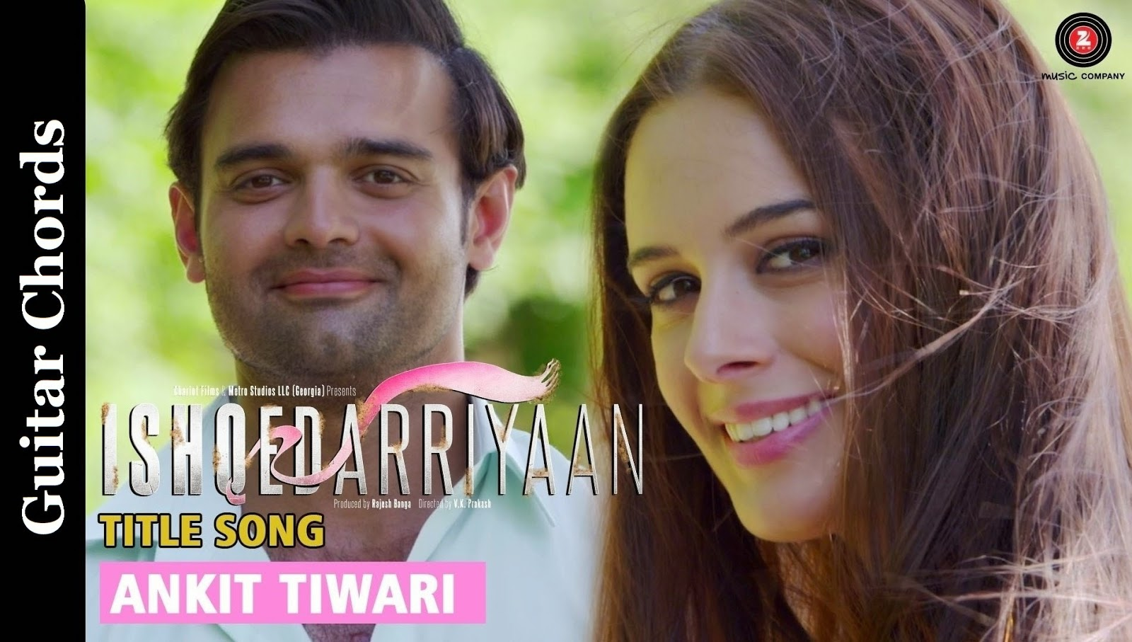 Ishqedarriyaan Title Song by Ankit Tiwari