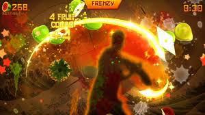 Juego Fruit Ninja Kinect No dejes de mover tus manos