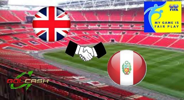 Prediksi Inggris vs Peru