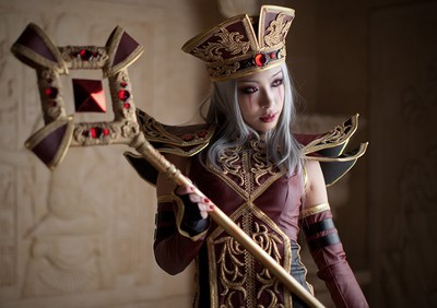 Whitemane Cosplay