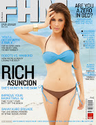 Have you seen this month's FHM issue? From being a simple girl from Bohol .