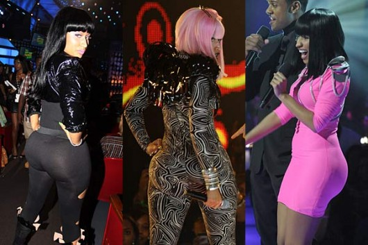 nicki minaj booty before surgery. 2011 Nicki Minaj Booty Before