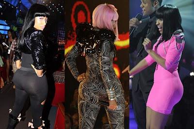 Nicki Minaj Implants on Nicki Minaj S Recent Skyrocket To Fame Has Garnered Her