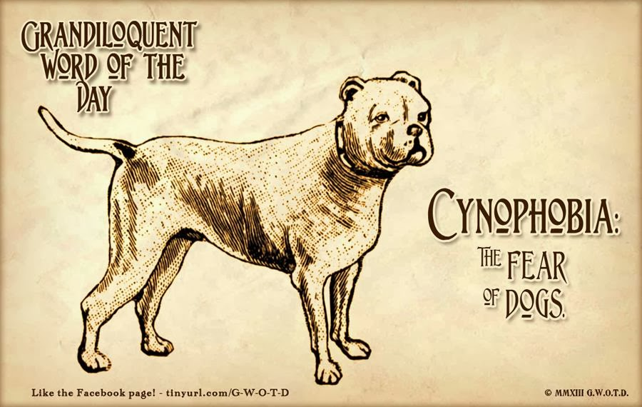 Cynophobia Cynophobia and parasitophobiaCynophobia