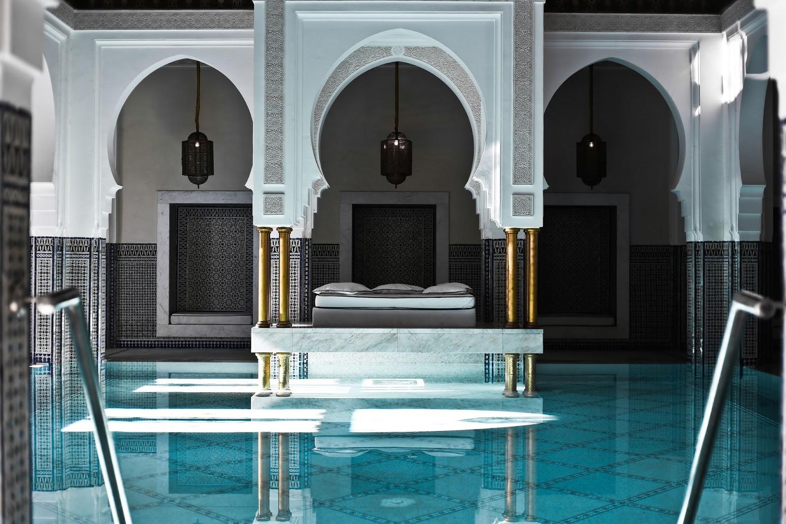 Hotel Marrakech Mamounia