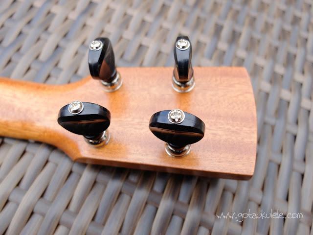 DJ Morgan Soprano ukulele tuners