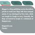 Thêm tiện ích Stylish Jquery Animated Tabs cho blogger