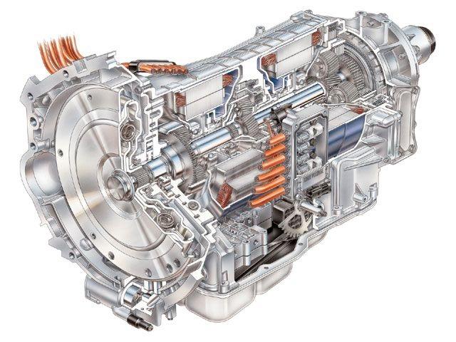Automatic transmission