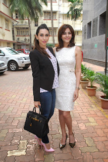 Karishma Kapoor Spotted with Gorgeous Tamanna at her Book Launch THE WAY AHEAD