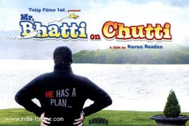 Mr Bhatti on Chutti 2012 Hindi Movie Watch Online