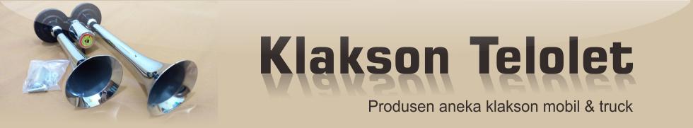 Produsen Jual Klakson Telolet Denso Mobil Hella Motor Keong Mp3 Trompet Truk  Bus