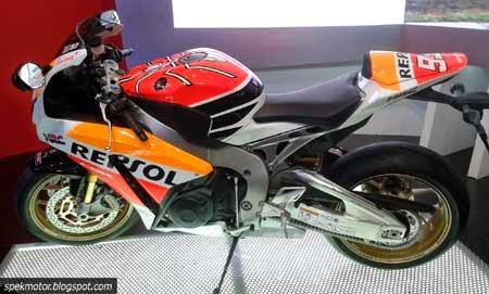 Koleksi Moge Honda