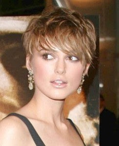 Short Celebrity Hairstyles 2012