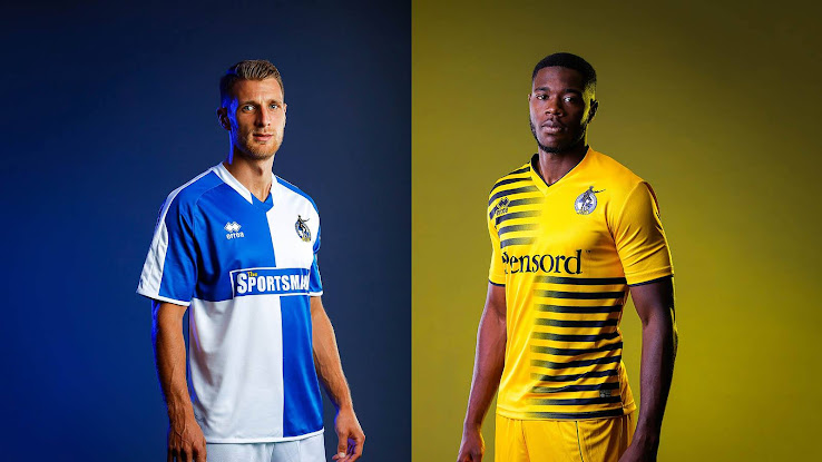 Unique Bristol Rovers 15 16 Kits Released Footy Headlines