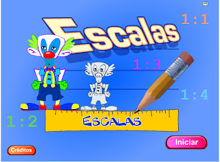 CUADRÍCULA - ESCALA