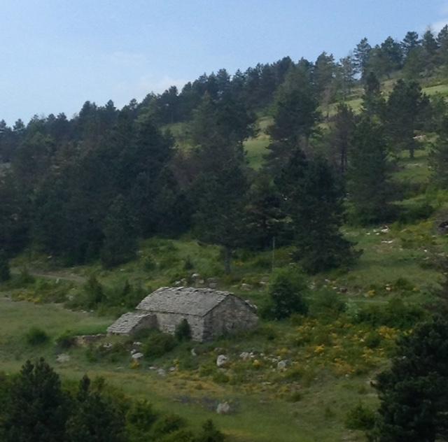 hike near Paros, Languedoc, France