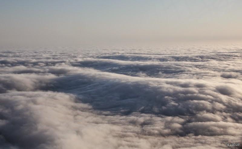 au-dessus du marine layer