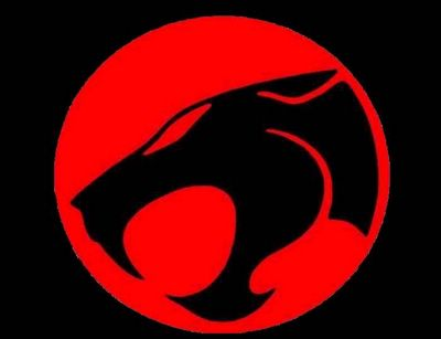 Thundercats on Nost  Lgico All Star Vermelho  Thundercats