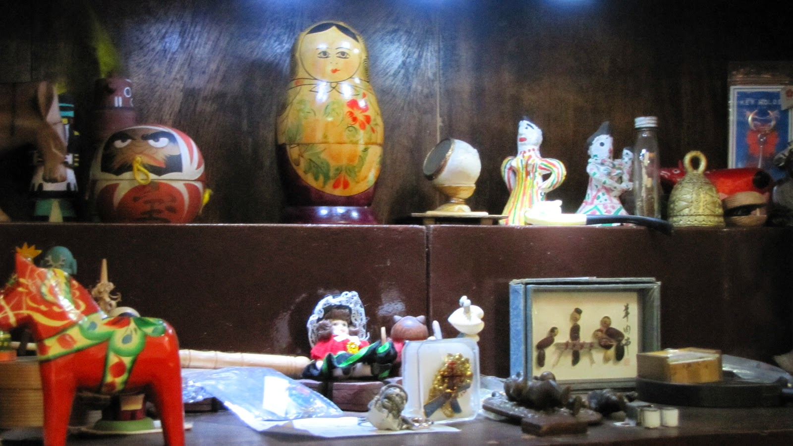 FTW! Blog, Hofileña Museum, Bacolod, #FTWtravels, toys