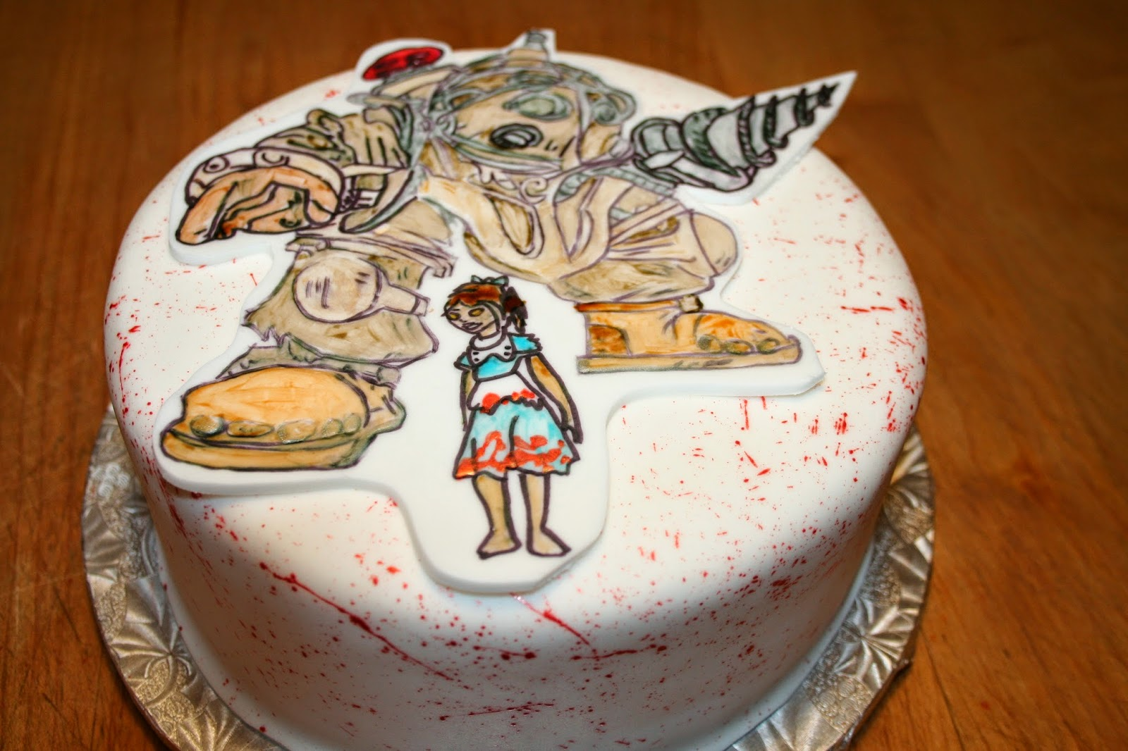 Birthday Cake For Little Sister ~ Hey there big daddy! carpe cakem! seize the cake!
