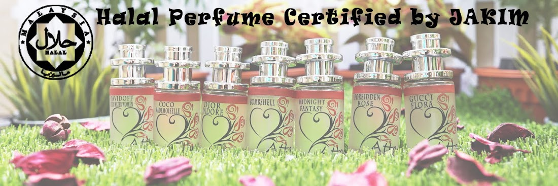 Oh! Perfume HALAL Ku