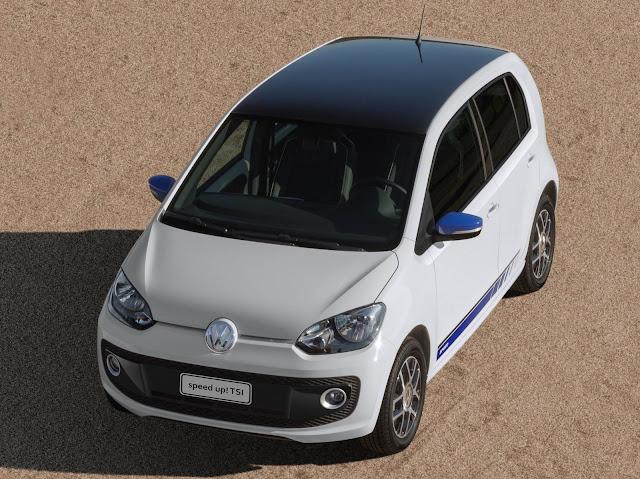 Volkswagen up! TSI 2016