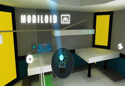 インディーズゲーム プラットフォーム部門 ノミネート Mobiloid