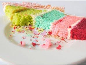 Gluten-free lemon cake by Torie Jayne
