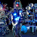 Z Machines - Rock'n Roll tocado por Robôs