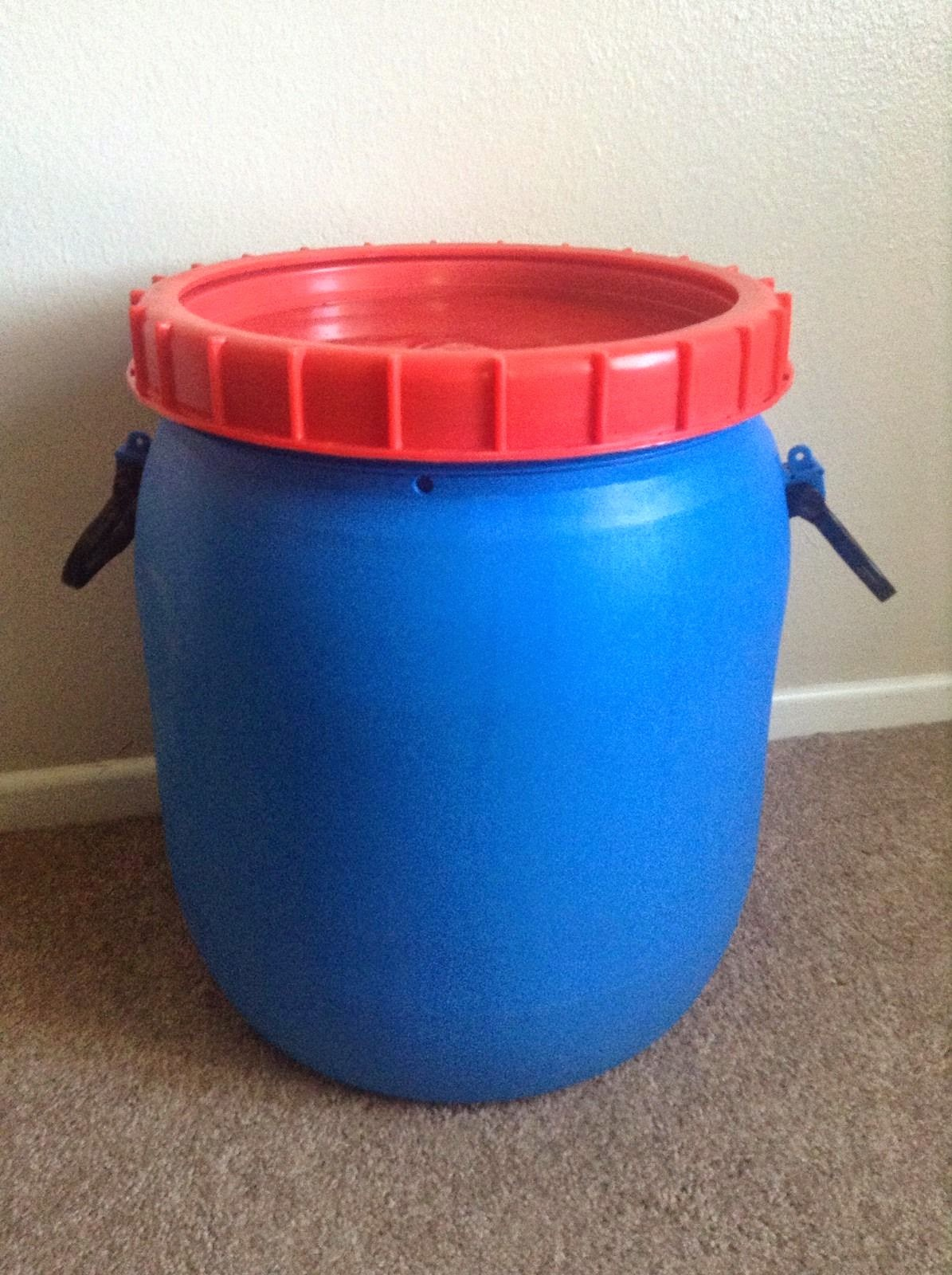 10 Gallon Barrel Food Grade Hdpe 2