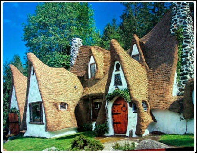 13 simple whimsical house plans ideas photo building for Rivendell cottage house plans