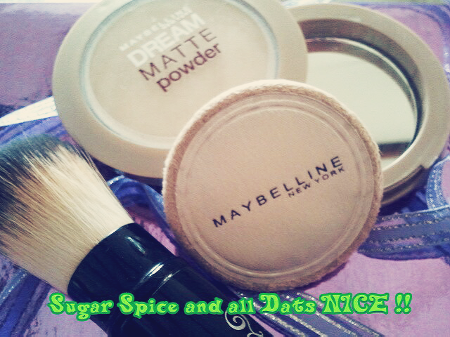 Maybelline Dream Matte Pressed Powder.