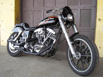 '81 Shovel