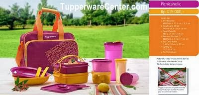 Picnicaholic, Tupperware Indonesia