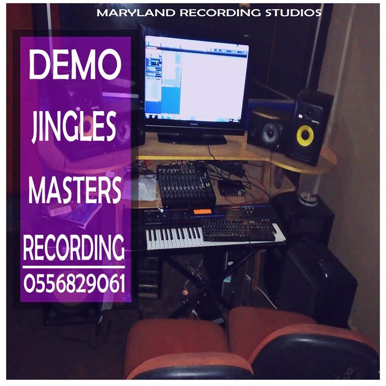 ADVERT BILL:MARYLAND / BETTER MUSIC RECORDING STUDIOS