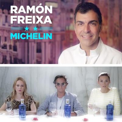 Solán de Cabras en la MBFW Madrid con Ramón Freixa