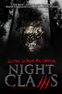 Night Claws (2012) DVDRip 350MB MKV