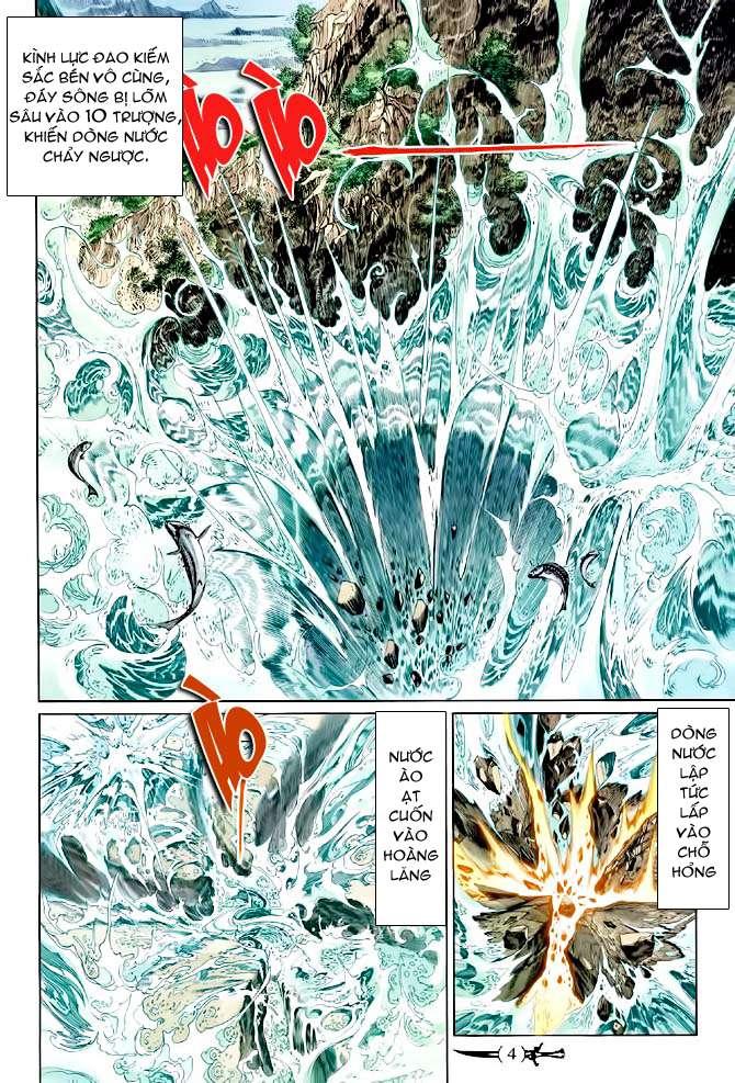 Thần Binh Huyền Kỳ I chap 146 - Trang 4