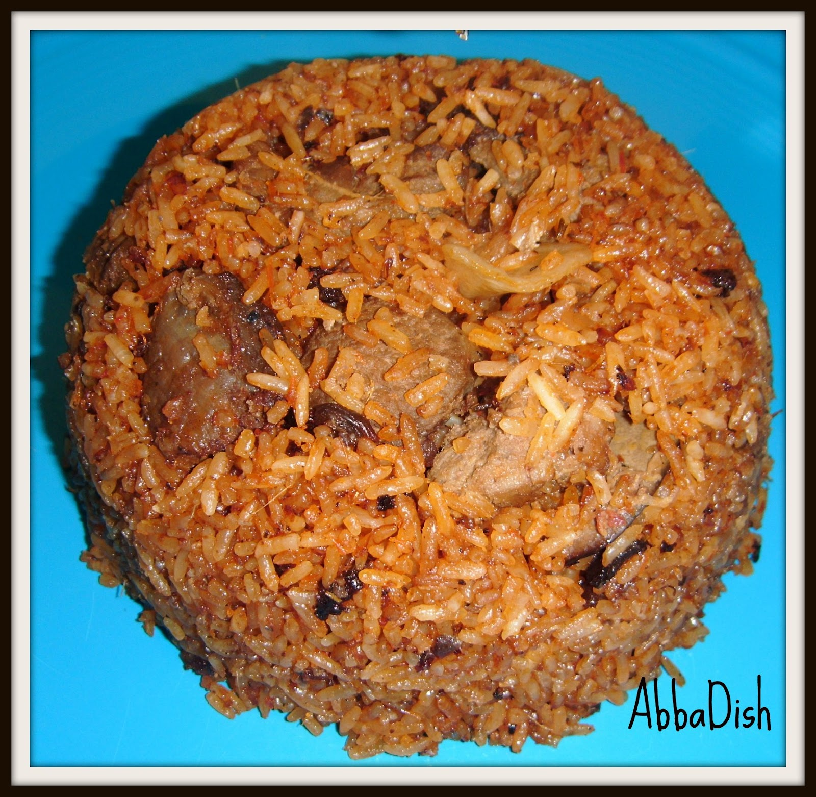 of jollof rice; beyond that, nearly any kind of meat, vegetable ...