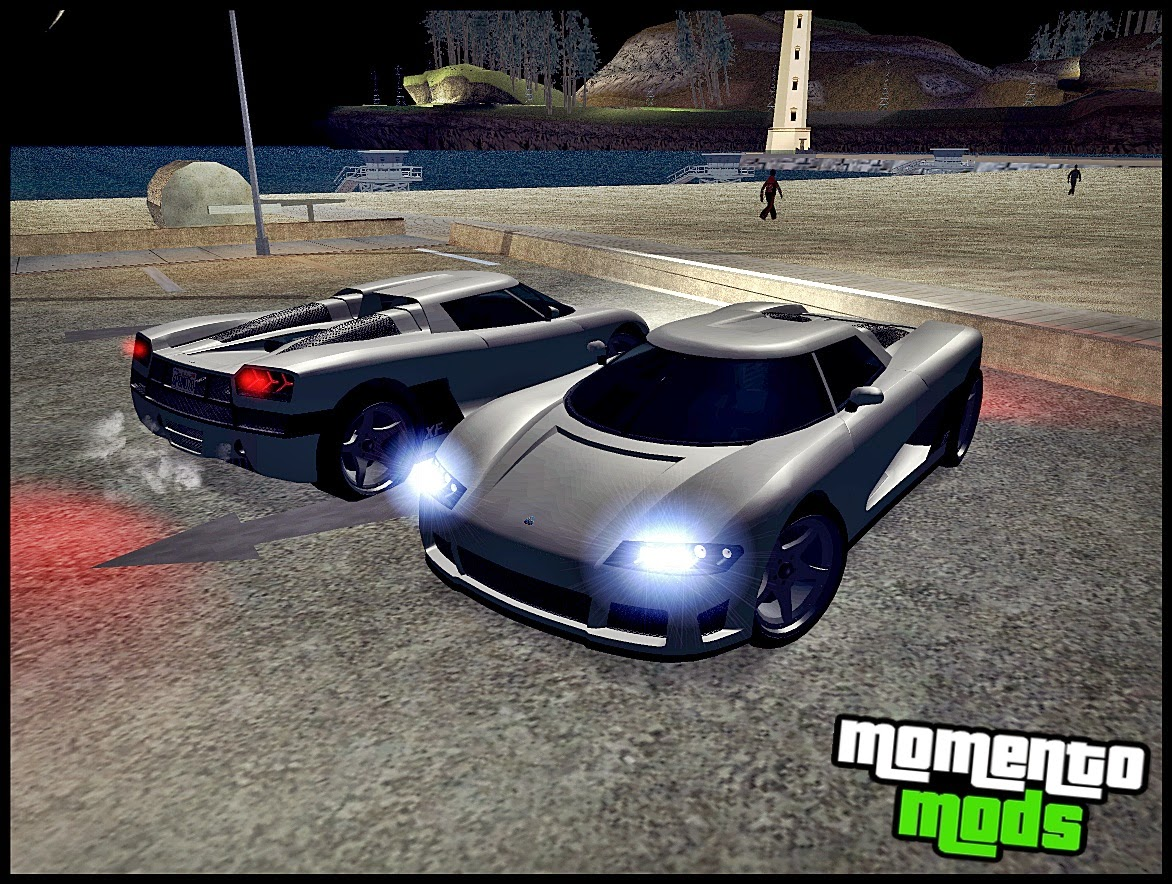 GTA SA - Entity XF Convertido Do GTA V