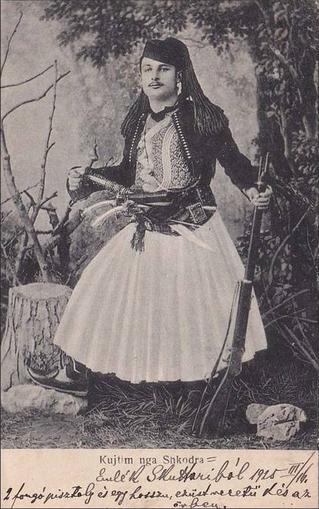 Σκόντρα-Shkodër