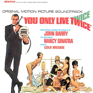 letra you only live twice: